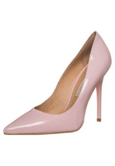 Escarpins à talons hauts - patent pink