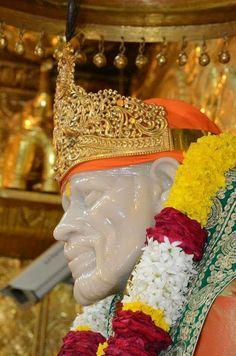 Glory to Sai श्री सच्चिदानंद सदगुरू श्री साईनाथ महाराज की जय Deepika. Funny Jokes In Hindi, Om Sai Ram, Sai Baba, Indian Gods, Art Of Living, Ganesha, Shiva, Spirituality, Faith