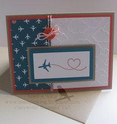 Sent with Love  www.stampinking.blogspot.com