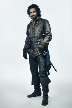 The Musketeers - Season 3 - Aramis
