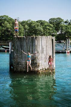 Maine Islands A-Z :