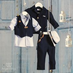 Lovely handmade items for your little treasures ️ by Byhandtoheart Boy Christening, Cool Baby Stuff, Boy Outfits, Handmade Items, Trending Outfits, Coat, Jackets, Baby Goods, Fashion