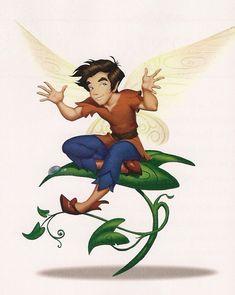Pip (The Art of Disney Fairies)..