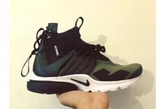 The ACRONYM x Nike Air Presto Gets a Stealthy Third Colorway  Errolson Hugh  tones it down for the latest iteration. d85710f52