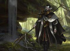 Mavren Fein, Dusk Apostle MtG Art from Ixalan Set by Daarken Fantasy Concept Art, Fantasy Artwork, Dark Fantasy, Mtg Vampire, Vampire Art, Magic The Gathering, Mtg Art, Dungeons And Dragons Homebrew, Fantasy Races