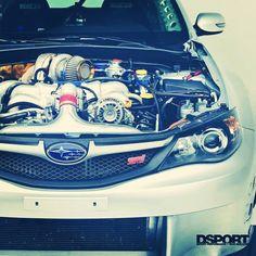 Subaru STi very sweet! certifit auto parts