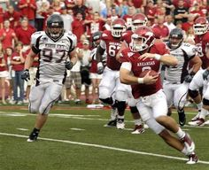 | Arkansas 51, Missouri State 7