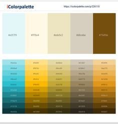 Old Gold – Brown Tumbleweed – Millbrook – Potters Clay – Drover Color scheme Green Colour Palette, Green Colors, Colours, Hex Color Codes, Potters Clay, Latest Colour, Color Swatches, Color Card, Color Pallets