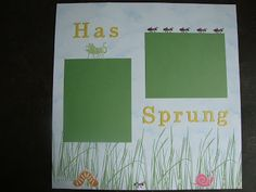 Stamp with Tammy: Spring Has Sprung!