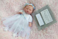 Micro preemie silicone Basil 10 inch *Maria Lynn Dolls* with EXTRAS in Куклы и мягкие игрушки, Куклы, Куклы-новорожденные, Куклы-новорожденные | eBay