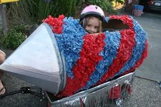 4th of July Parade Float, 4th of July parade, Fourth of July parade float, Fourth of July parade - Megan Cooley