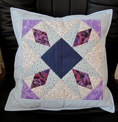 Ice Star - Pillow 40x40 cm