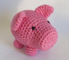 ma petite galerie: Amigurumi: Réalisations et patrons, cochon