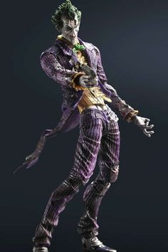 Play Arts Kai The Joker (Batman: Arkham City) by Square Enix: £64.99 (saving 18% against the RRP)