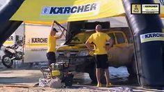 Kärcher supplier of the Dakar Rally for 3 consecutive years