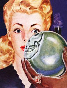 Dime Mystery Magazine, September, 1944