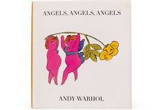 Angels, Angels, Angels by Andy Warhol