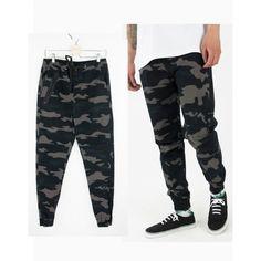 Kamuflaj K.Pera Erkek Jogger Pantolon KP1550KS Parachute Pants, Sweatpants, Fashion, Moda, Fashion Styles, Fashion Illustrations