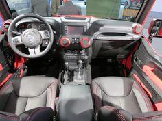 katzkin jeep wrangler unlimited | 2013 jku sahara rock lobster 3 73 max tow nav