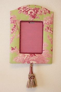Cartonnage Photo Frame