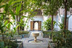 El Bahia Palace, Marrakech