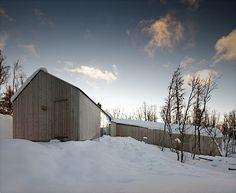 Architektur: Ein Holzhaus in Norwegen