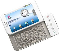 Google Android G1 T-Mobile