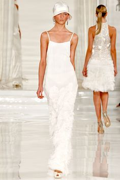Ralph Lauren Spring 2012 Ready-to-Wear - Collection - Gallery - Style.com