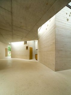 The Cement Factory :           Maison L by Christian Pottgiesser :         BIG Architects - Vilhelmsro Primary School      Three-St...
