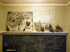 Mike's Cabinet of Curiosities
