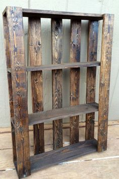 Image result for crafts made from pallets