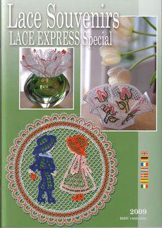 Lace Express 2009 special – Maria del Carmen – Webová alba Picasa