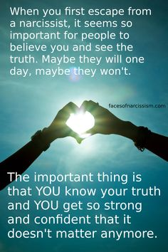 God knows the truth and that's really all that matters! Narcissistic People, Narcissistic Mother, Narcissistic Behavior, Narcissistic Abuse Recovery, Narcissistic Sociopath, Narcissistic Personality Disorder Mother, Abusive Relationship, Toxic Relationships, Familia Quotes
