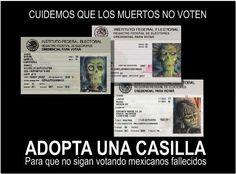 Participa como REPRESENTANTE DE CASILLA, acércate al PT, nos faltan representantes...