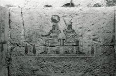 Tombeau d'Oundjebaoundjed, nécropole royale de Tanis, NRT III. Source : Tanis, images d'une cité enfouie