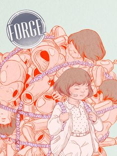 FORGE. Issue 7: Recovery  FORGE. is a quarterly submission based art magazine, with the sole purpose of showcasing the work of different artists on the internet and around the world. Issue : Recovery includes 9 poster size submissions relating to the theme, and information about each of the artists that created the work. This issue also includes interviews with Rookie Mag Photographer, Allyssa Yohana, Nick Rattigan of Surf Curse, TELE/VISIONS, and Current Joys, Desert Island store owner…