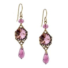 Vintage Love Earrings | Fusion Beads Inspiration Gallery