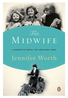 12 Books Both You and Your Mom Will Love | Call the Midwife is a firsthand account of life as a midwife's apprentice in the slums of post-war London. She's completely candid about the beauty and the occasional horror of learning to deliver babies in the 1950s, making for a tense, ultimately life-affirming story of birth and rebirth that mothers and daughters will both appreciate. #realsimple #bookrecomendations #thingstodo #bookstoread I Love Books, Good Books, Books To Read, My Books, Library Books, Becoming A Midwife, Jennifer Worth, Bbc History, Modern History