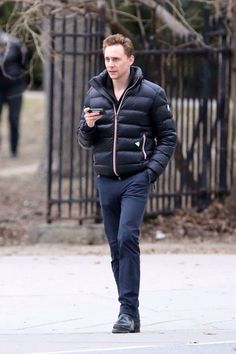 Tom Hiddleston in Toronto on April 2014 Thomas William Hiddleston, Tom Hiddleston Loki, Thomas Sharpe, Anthony Perkins, My Tom, Charming Man, Chris Colfer, Dream Guy, Perfect Man