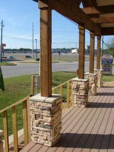 ROCK COLUMNS 2012 Deer Valley Mobile / Manufactured  Home Tuscaloosa AL