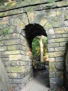 Ramble Arch, Central Park, www.RevWill.com