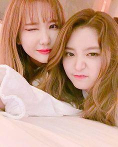 LE and Jeonghwa