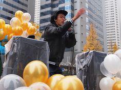 2015.12.13 新宿 第2回上げろ最低賃金デモ   by Natsuki Kimura