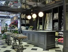 House of Hackney flagship store by MRA London UK