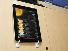 How to wall-mount your iPad - CNET