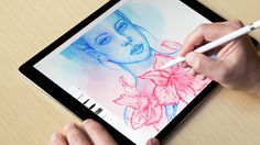 The 5 Best Apps for Sketching on an iPad Pro: Photoshop Sketch, Procreate, Pixelmator, Concepts, Inspire Pro
