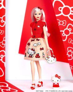 Barbie Hello Kitty 2017 - Just Lia   Por Lia Camargo