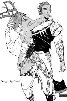 Gwyn Ap Nudd by CassandraJP. The Dark Artifices. Cassandra Clare