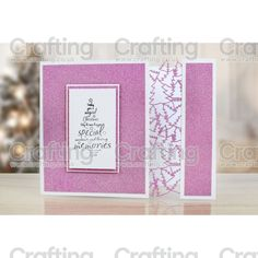 Essentials by Tattered Lace - Tuck In Christmas Trees