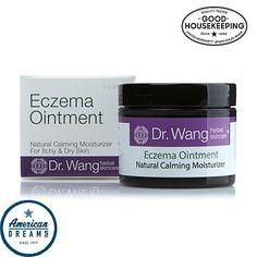 Dr. Wang Eczema Ointment Calming Moisturizer